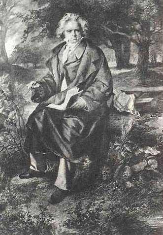 Nhạc sĩ thiên tài vĩ đại Ludwig van Beethoven