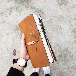 Cách đơn giản để bắt đầu viết sổ tay