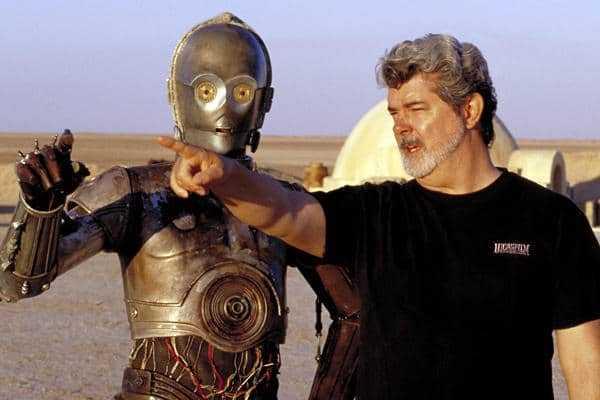 George Lucas -Cha đẻ của loạt phim Star War