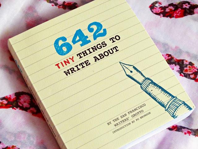 [Giới thiệu sổ tay] 642 điều nhỏ nhặt để bạn viết về