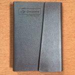 Sổ tay bìa còng Groupama