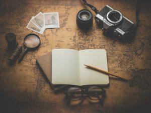 5 Lý Do Bạn Nên Mang Theo Một Cuốn Sổ Tay Khi Đi Du Lịch