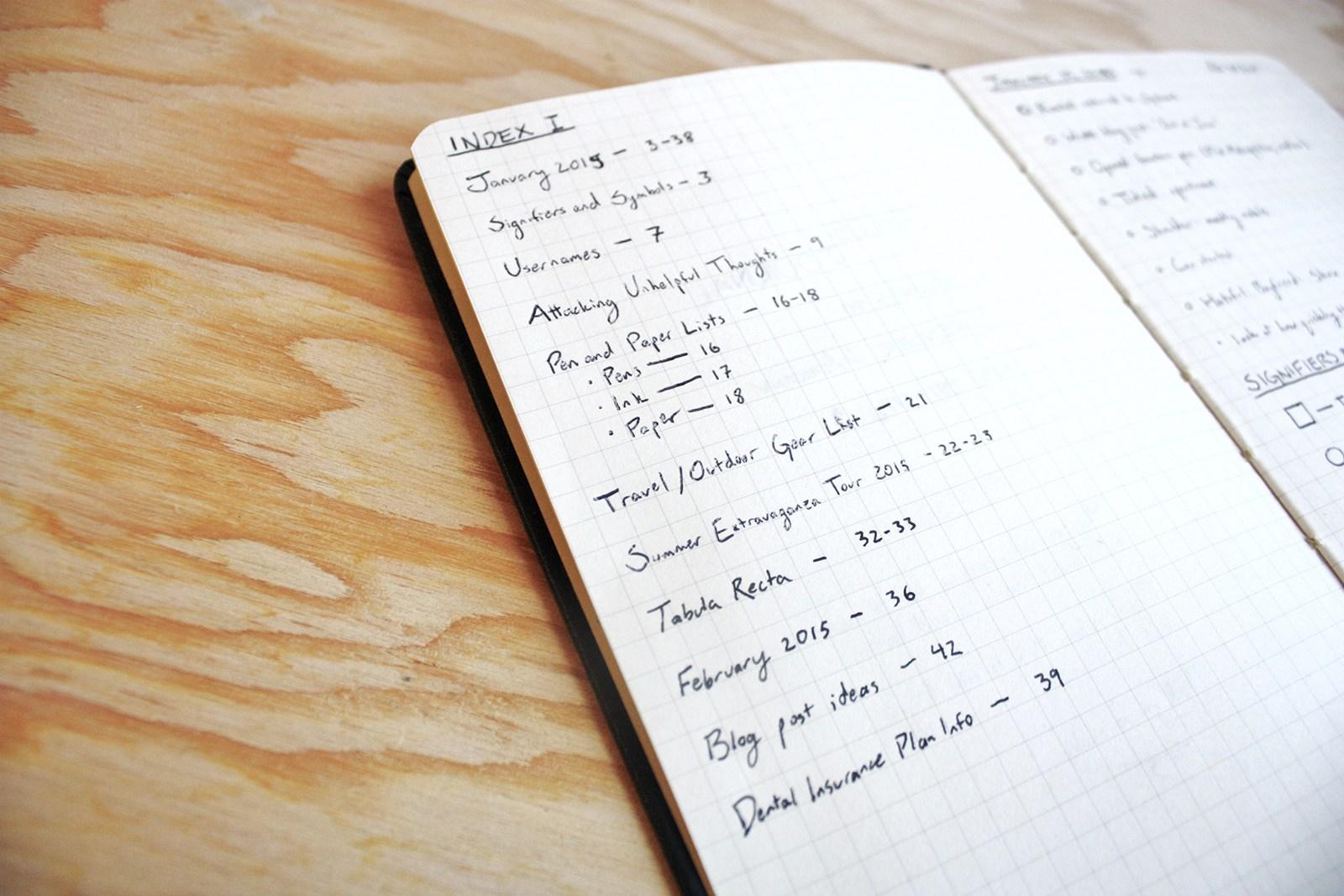 Bullet Journal Là Gì ? Hướng Dẫn Sử Dụng Bullet Journal 10