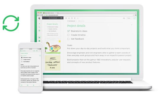 Evernote : Sổ tay điện tử trên mọi thiết bị 5