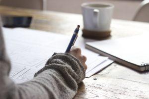 Bài tập với sổ tay giúp bạn kiểm soát cảm xúc của mình