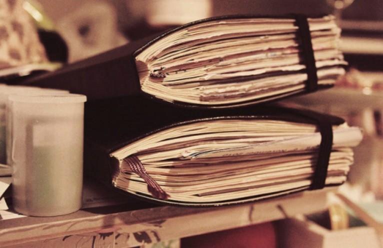 Mỗi chủ đề khác nhay cần có một cuốn sổ tay khác nhau 3