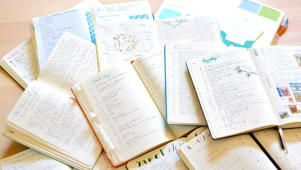 Top 8 shop bán dụng cụ làm bullet journal và planner