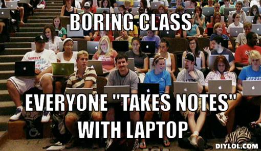Tại sao bạn nên ghi chép bằng sổ tay thay vì Laptop 1