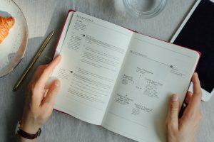 The Craft Planner : Sổ Tay Lập Kế Hoạch Để Thành Công