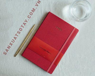 Trên Tay Sổ Tay Lập Kế Hoạch The Craft Planner