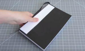 [Video] Hướng Dẫn Làm Ruột Sổ Tay Handmade Từ Giấy A4