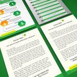 Thiết Kế Sổ Tay Anh Ngữ Green Bee