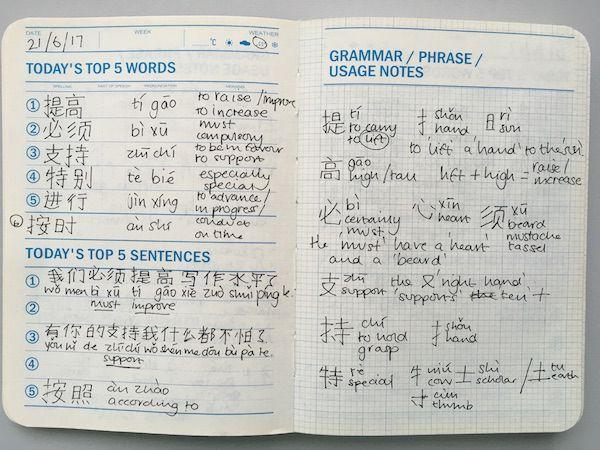 8 Ý Tưởng Để Học Ngoại Ngữ Hiệu Quả Hơn Với Sổ Tay 1