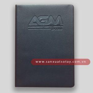 Sản Xuất Sổ Bìa Da AGM