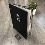 Menu Bìa Da Cao Cấp SUSHI HOKKAIDO SACHI 213
