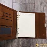 Sổ Tay Bán Chạy - Sổ Lăn Sơn A5 Gập 3 Màu Vàng – LSA5 01B 9