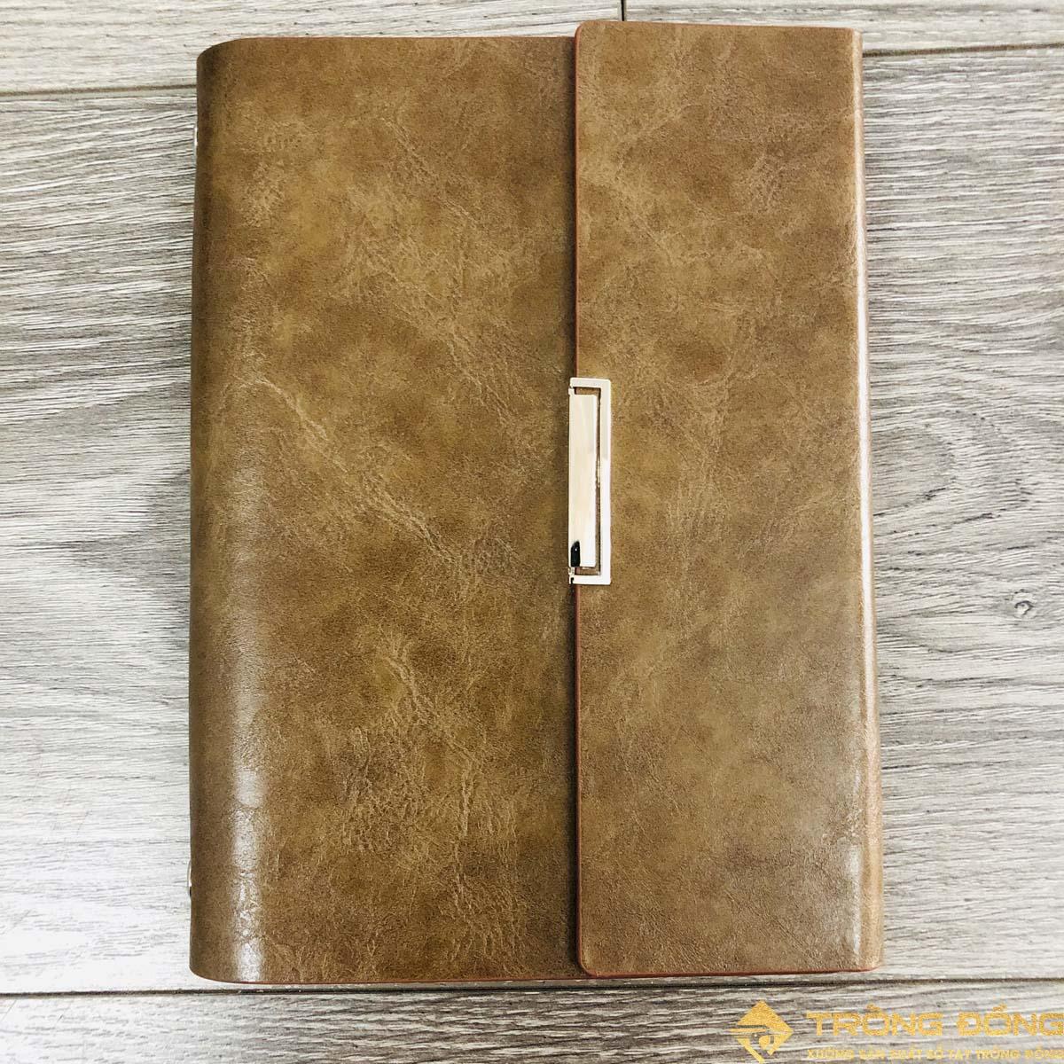 Mẫu sổ tay bìa da LSA6-01B