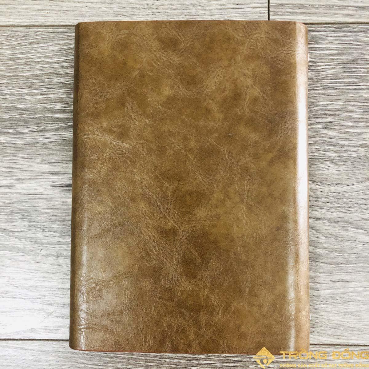 Phần bìa sau của mẫu sổ tay LSA6-01B