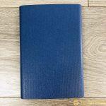 Sổ Tay Bán Chạy - Sổ Lăn Sơn A6 Gập 3 Còng 1,5cm - LSA6 Lắp Chéo B 10