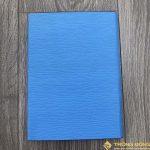 Sổ Tay Bán Chạy – Sổ Lăn Sơn Gập 3 Chữ U – LSA5 Bao Thư 1B