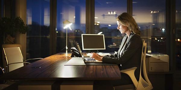 Bạn cần ánh sáng tốt để tăng năng suất làm việc